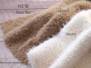 Faux Fur Fabrics BabyGraceHats on Etsy