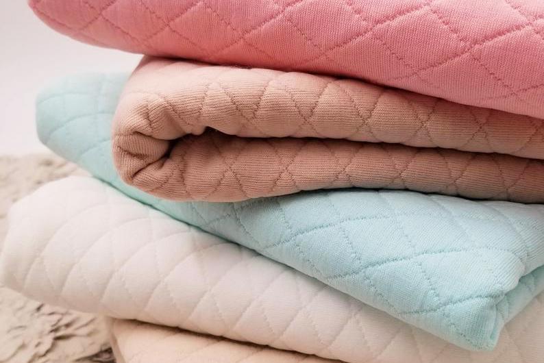 Diamond Quilt Jersey Fabric Backdrop BabyMaddiePropShop on Etsy