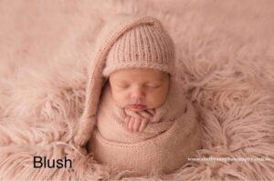 Long Fluffy Newborn Hat SisteractbabypropsAU on Etsy